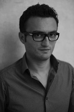 Chris Briffa, Interior designer for Tigné Point's Piazza Apartments is Europe 40 under 40 winner