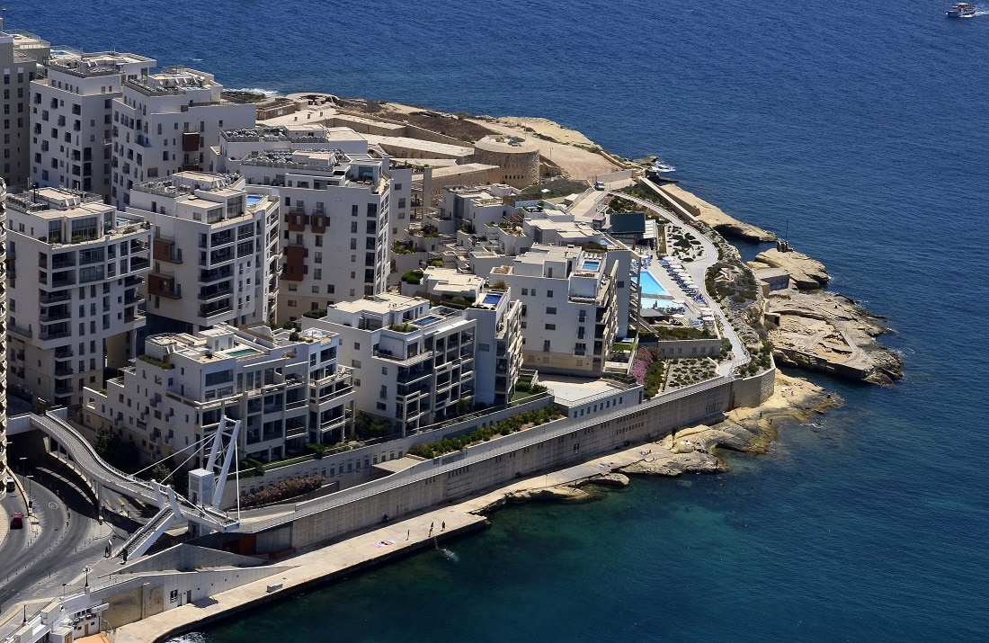All existing Tigné Point apartments sold – New phase in the offing