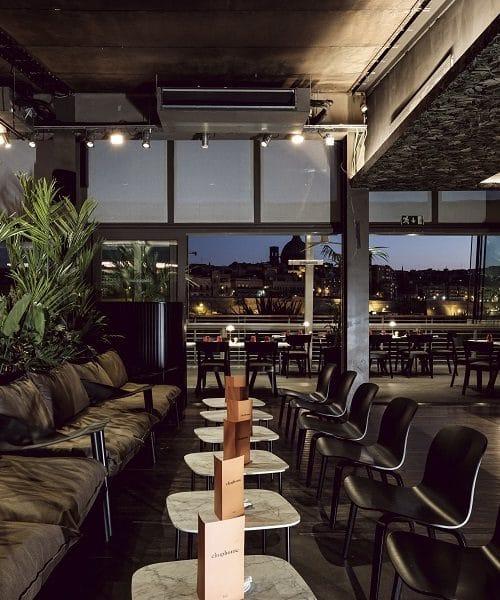 Chophouse at Tigne Point - Bar seating area