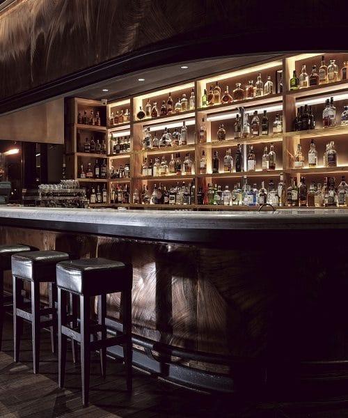 Chophouse at Tigne Point - bar