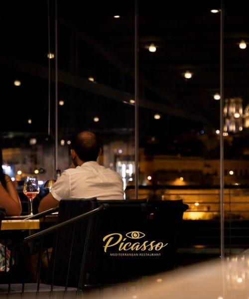 Picasso Restaurant, Tigne Point, Sliema (3)