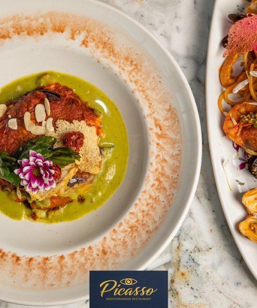 Picasso Restaurant, Tigne Sliema (1)