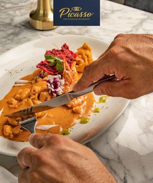 Picasso Restaurant, Tigne Sliema (2)