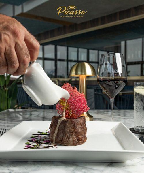Picasso Restaurant, Tigne Sliema (4)