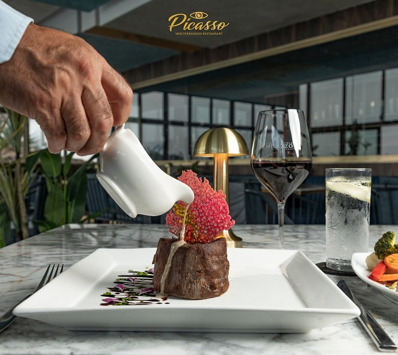 Picasso Restaurant opens at Tigné Point